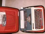 DDR Schreibmaschine Erika - Apolda