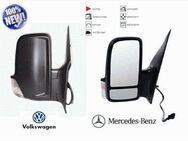 AUßENSPIEGEL RECHTS EL. BEHEIZT VW CRAFTER 30 - 35 2E 2E1857502P - Dortmund Wickede