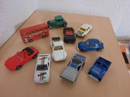 Matchbox-Autos - Essen