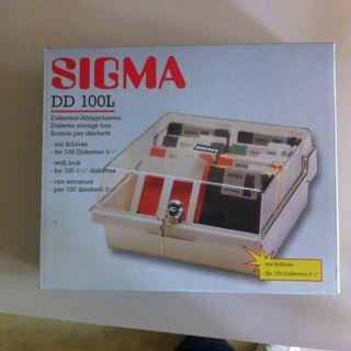 Sigma Ablagebox - Sarstedt