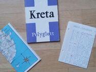 Polyglott Reiseführer - KRETA. Broschierte TB-Ausgabe v. 1973.