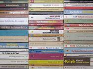 Taschenbücher ca. 10kg TB Konvolut Bücherkiste Titel siehe Liste - Ober-Ramstadt Zentrum