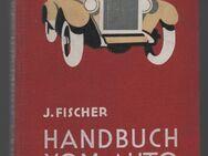 Oldtimer  Handbuch vom Auto Joachim Fischer und Max Schaberschul - Spraitbach