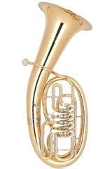 Miraphone Loimayr Premium 54 L Bariton Goldmessing mit Neusilberkranz. Neuware