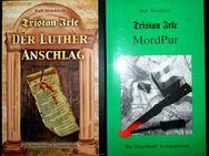 Siegerländer Kriminalromane 2 Stück  der beliebten Serie Tristan Irle von Ralf Strackbein - Niederfischbach