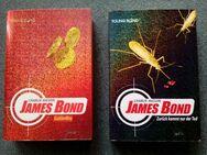 """2 Bücher """"James Bond"""" (Reihe Young Bond) """"GoldenBoy"""" und """"Zurück kommt nur der Tod"""" - Stuttgart"""