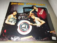 Stray Cats RANT N' RAVE WITH THE STRAY CATS - Vinyl LP 1983 (Factory Sealed!) - Groß Gerau