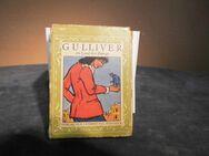 DDR Quartettspiel Gulliver im Land der Zwerge / ab 10 J., Pössneck Verlag 1976 - Zeuthen
