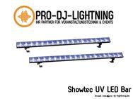Showtec UV LED Bar 120cm - Lichteffekte - Specialeffects mieten - Wismar