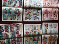 6 Tarzan Comics aus den 50er Jahren. - Baumholder Zentrum