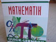 Mathematik Quick Lernbox - Ennepetal (Stadt der Kluterhöhle)