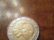 2 Euro Belgien Gedenkmünze 2005,Lot 108