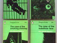 Erle Stanley Gardner: 4 Penguin-Krimis (1961+1963, Englisch) - Münster
