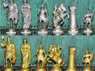 Schach Schachspiel Zinn Figuren Römer & Römer RZ ohne Brett - Spraitbach