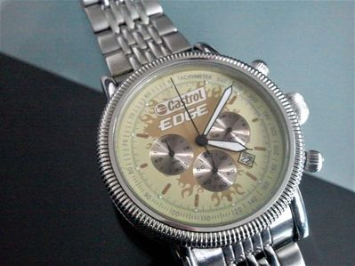 Castrol EDGE Herrenchronograph Limited Edition. - Hamburg