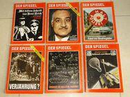 DER SPIEGEL 1965 1966 1967 Einzelverkauf - Coesfeld