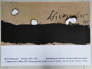 12 Plakate, Karl Ernst Osthaus Museum Hagen, 1975 bis 1980 - Coesfeld