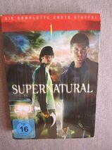 Supernatural Staffeln 1, 2  4 - 6