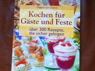 Kochbuch Dagmar von Cramm - Sarstedt
