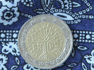 2 Euro Frankreich 2002 Kursmünze,Lot 97