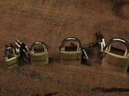 Kofferschlösser,Börkey 25 mm Bügelhöhe - Ulmen