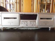 SONY STEREO-CASSETTE DECK TCWE 475