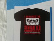 I Servided the Simian Flu Shirt in Gr. L - Lichtenau (Sachsen)