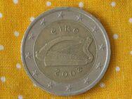 2 Euro Irland Kursmünze 2002,Lot 64