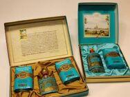 Echt Kölnisch Wasser Parüm Seife , 2 Geschenkboxen  natürlich unbenutzt - Hennef (Sieg) Zentrum