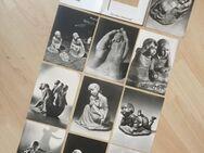 10 Ansichtskarten Dorothea Steigerwald um 1950 - Bremen