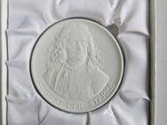 Meissen Porzellan-Medaille - Bergisch Gladbach