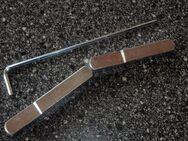 BKS-GU geteilter Türdrückerstift,60/65 mm - Ulmen