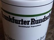 Werbetasse der Frankfurter Rundschau - Frankfurt (Main) Sachsenhausen-Süd