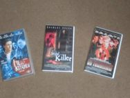 VHS Spielfilme Aktion Serial Killer, Hell`s Kitchen, No Tomorrow 1990 2000 - Bottrop