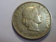 20 Rappen 1883,Schweiz