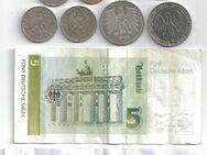 Münzen Deutschland 1950 bis 1993 - Bremen