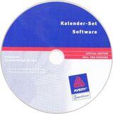 "AVERY Kalender-Software 2006-2008 ""CD-Rom"""