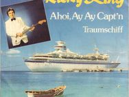 Schallplatte Vinyl 7'' Single - Ricky King - Ahoi, Ay Ay Capt'n / Traumschiff - Zeuthen