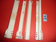Teilauszug-Führungen für Schubladen/Böden,250mm,creme,gebraucht - Ritterhude