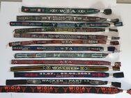 Wacken Band Bänder Open Air Festival WOA Bändchen Wristband - Elze