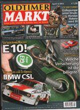 oldtimer markt Heft 4 2011