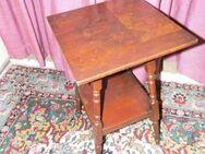 Antikes Beistelltischchen / Holztisch / Restaurationsobjekt / Tisch zum Aufbau - Zeuthen
