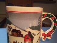 Kaffeebecher Motiv Weihnachten - Gladbeck Zentrum