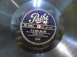 Alte Pathe´ Schellackplatte, Helene Sully / Clair de Lune, Y´ a rien que toi