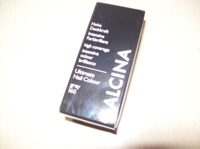 Alcina Ultimate Nail Colour - Erwitte