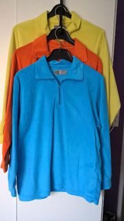 Langarm-Shirts in Fleece Qualität - Rodgau