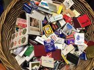 300 - 400 Streichholzschachteln und Briefe alle Welt zu verkaufen - Düsseldorf