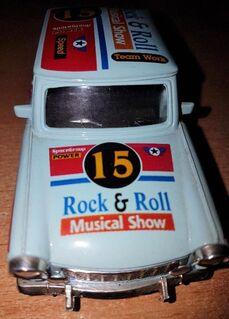 Trabant Rock & Roll 601 Look 1989 - Verden (Aller)