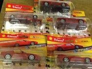 Ferrari Modellautos-5 St.-Shell-V-Power-2006-1:36- - Mahlberg