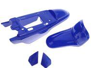 Yamaha PW 50 Verkleidung plastic-kit schwarz blau Fender Plastik - Eschershausen